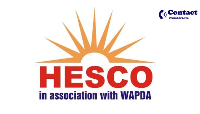 hesco helpline number