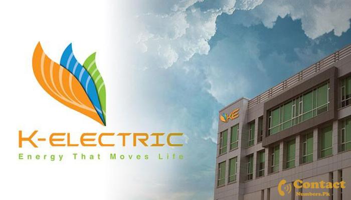 k electric helpline number