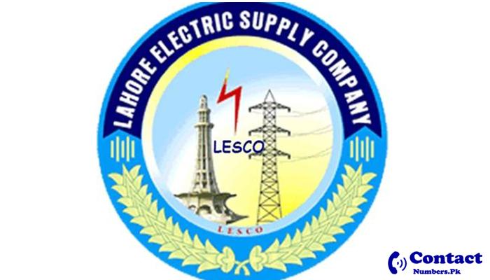 lesco helpline number