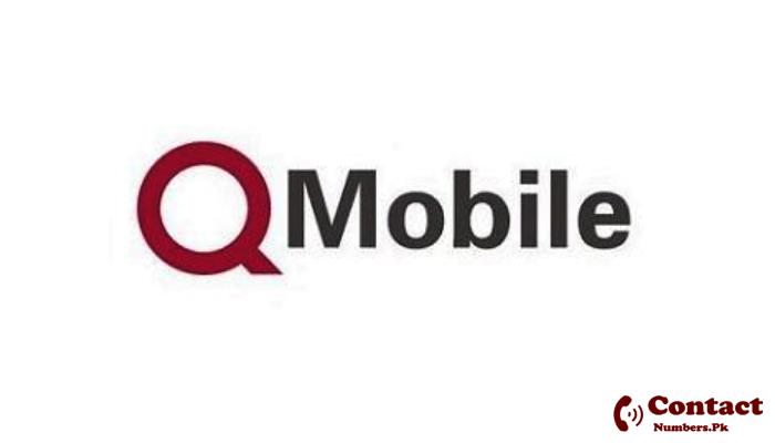 qmobile helpline number