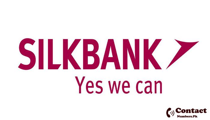 silk bank helpline number
