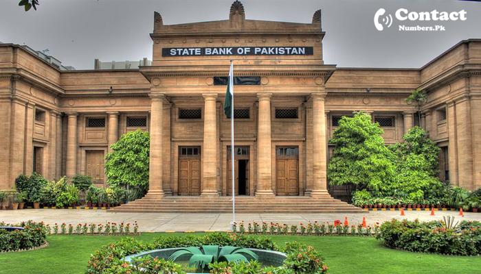 state bank of pakistan helpline number