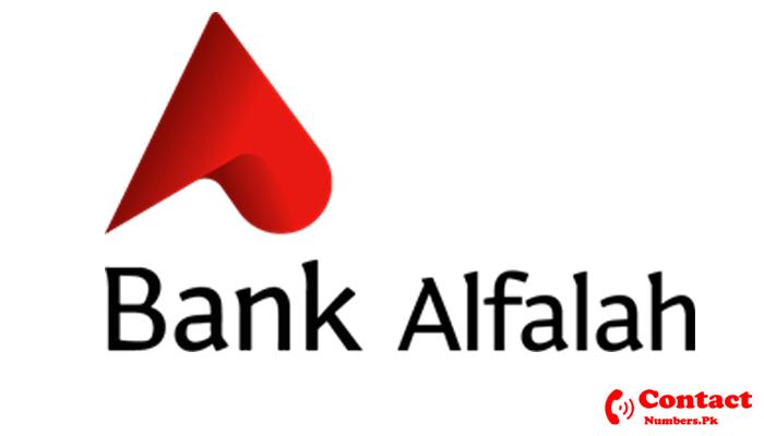 bank alfalah helpline nubmer
