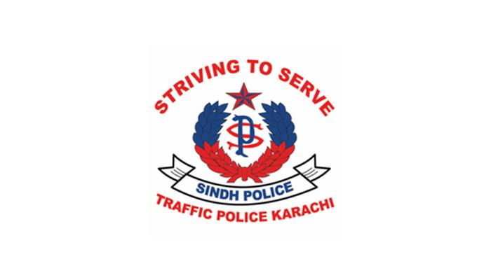 karachi traffic police helpline number