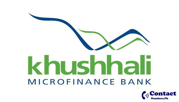 khushhali bank helpline number