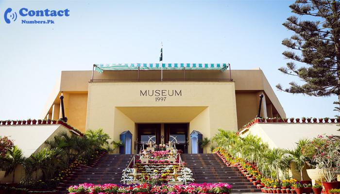 maritime museum karachi contact number