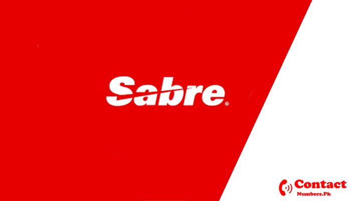 sabre contact number karachi