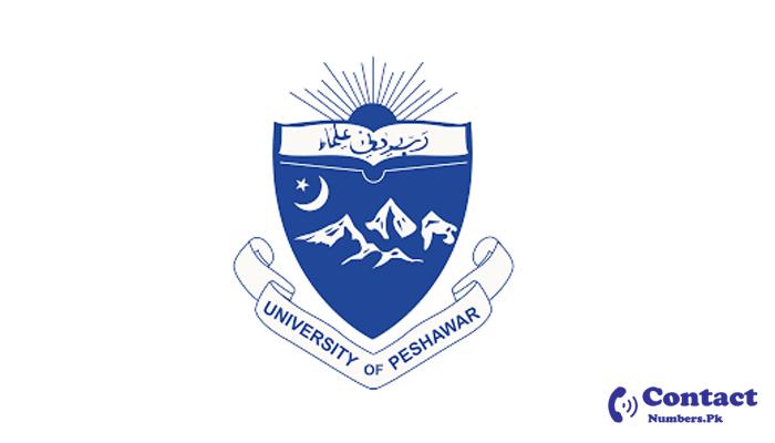 university of peshawar contact number