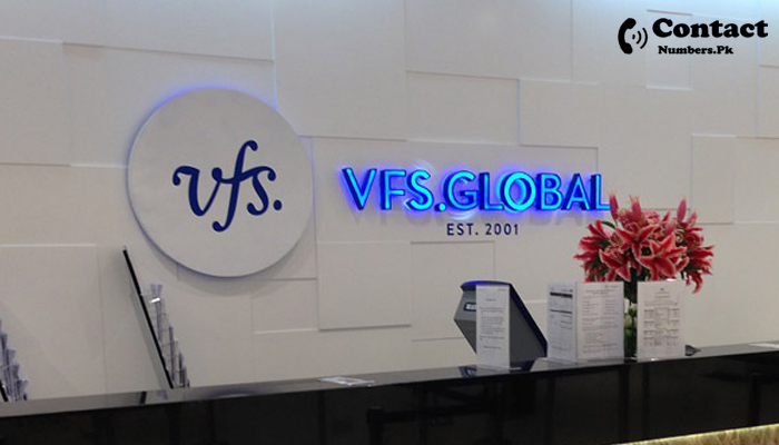 vfs global pakistan contact number