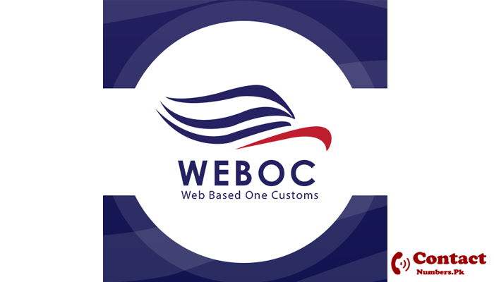 weboc helpline number