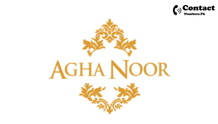 agha noor contact number