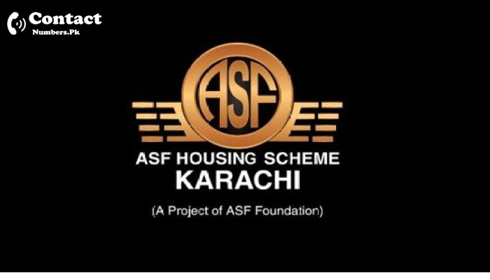 asf housing scheme contact number