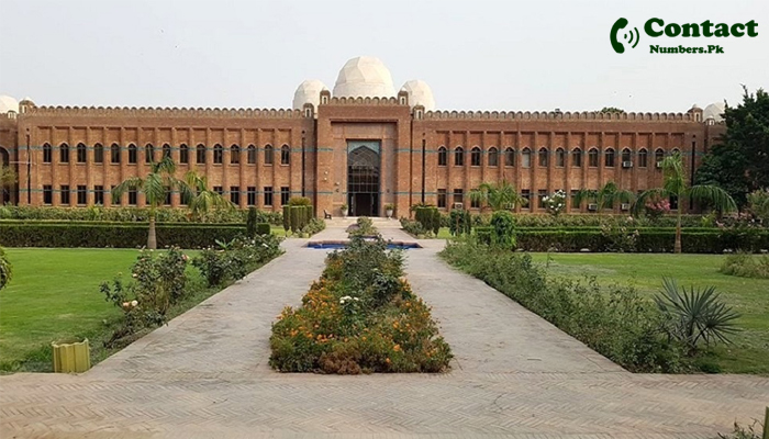 fast university lahore contact number