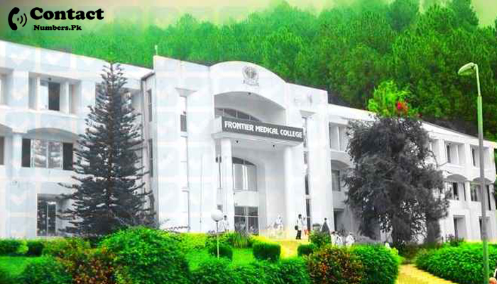 frontier medical college abbottabad contact number