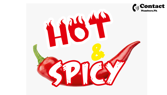hot and spicy contact number