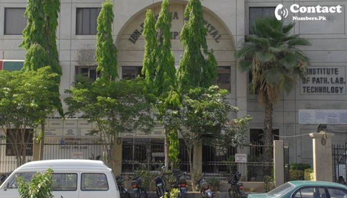 ibn-e-seena hospital karachi contact number