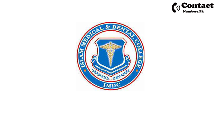 islam medical college sialkot contact number