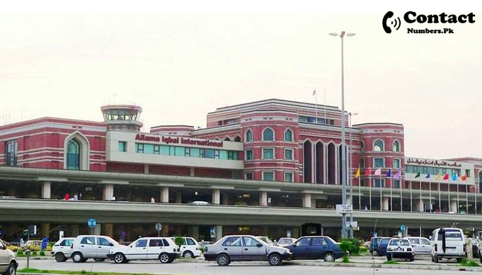 lahore airport contact number