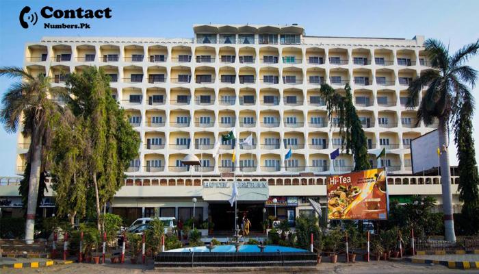 mehran hotel karachi contact number