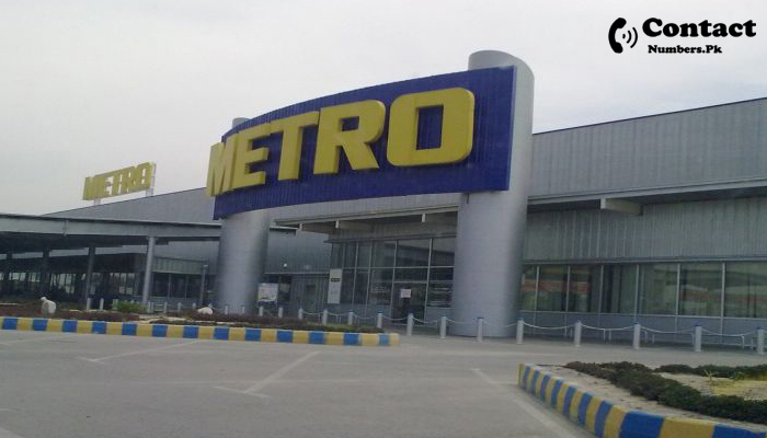 metro cash and carry islamabad contact number