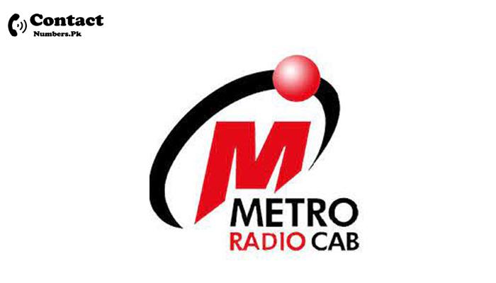 metro radio cab contact number