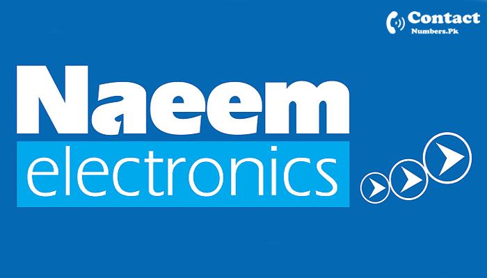 naeem electronics faisalabad contact number