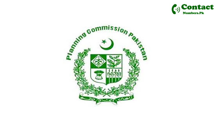 planning commission of pakistan contact number
