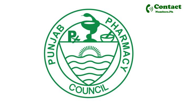 punjab pharmacy council contact number