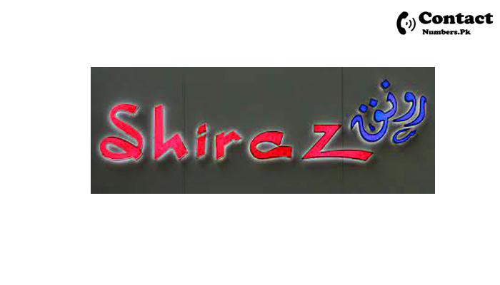 shiraz ronaq contact number
