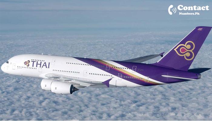 thai airways contact number