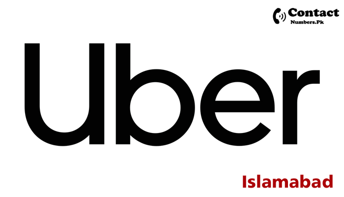 uber islamabad contact number