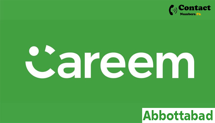 careem abbottabad contact number