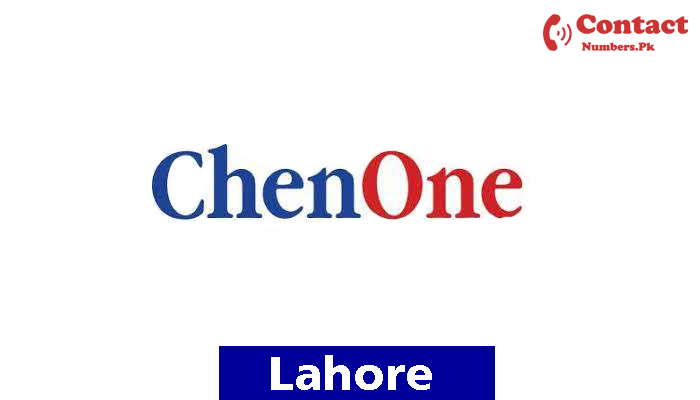 chenone lahore contact number
