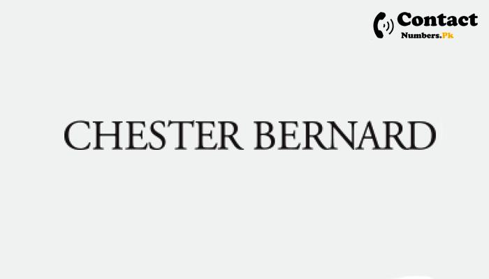 chester bernard contact number