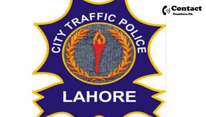 city traffic police lahore helpline