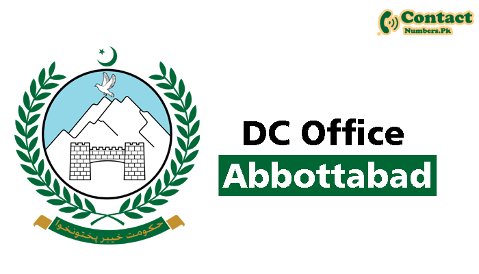 dc abbottabad contact number