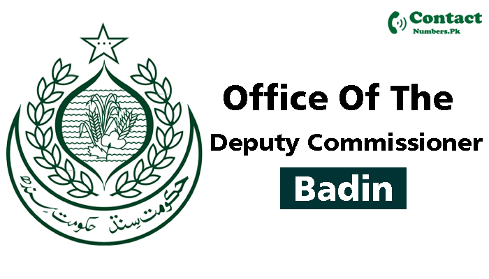 dc badin contact number