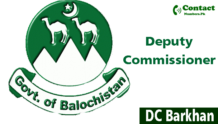 dc barkhan contact number