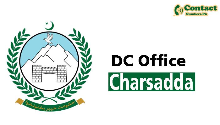 dc charsadda contact number