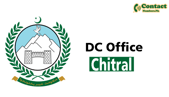 dc chitral contact number