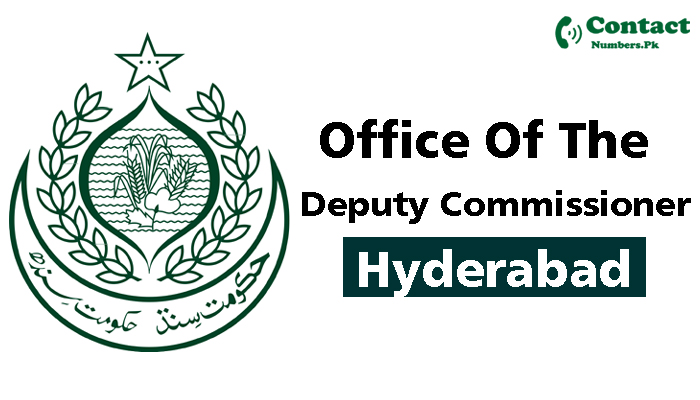 dc hyderabad contact number