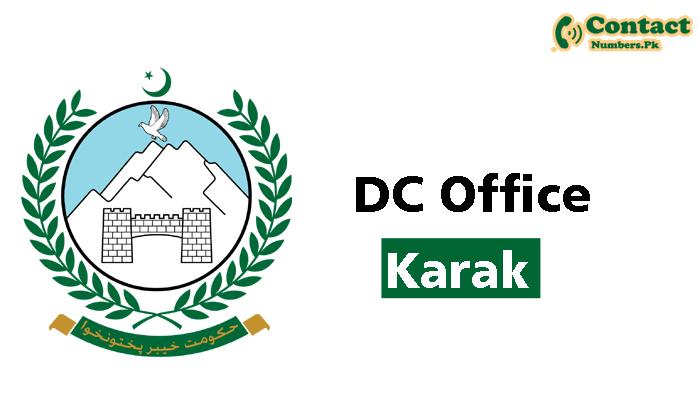 dc karak contact number