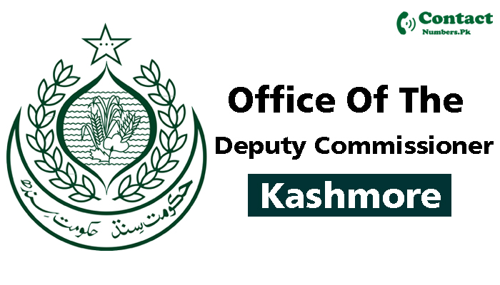 dc kashmore contact number