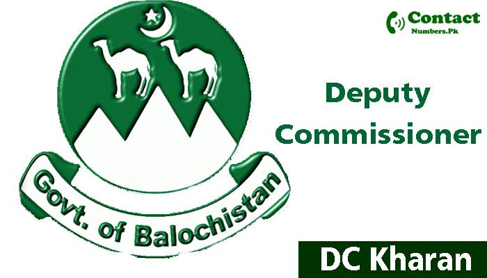 dc kharan contact number