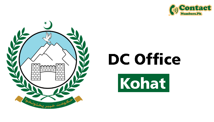 dc kohat contact number