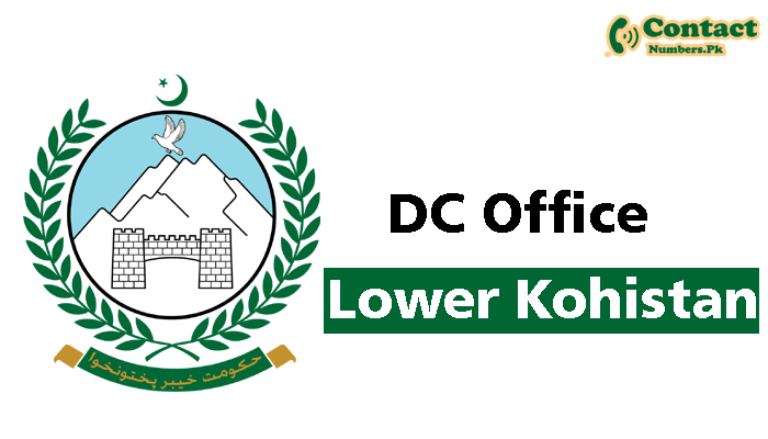 dc lower kohistan contact number