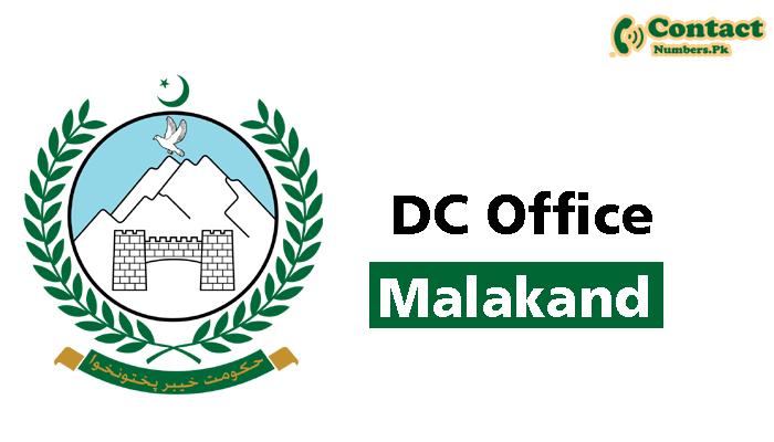 dc malakand contact number