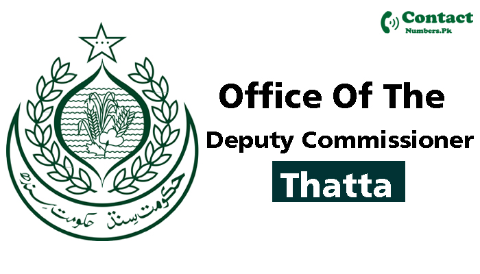 dc thatta contact number
