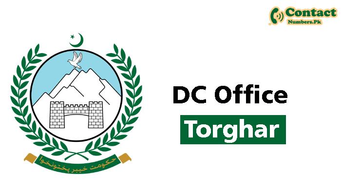 dc torghar contact number
