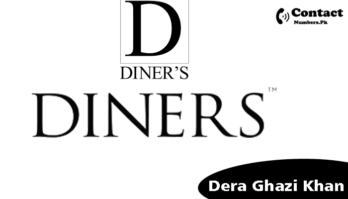diners dera ghazi khan contact number